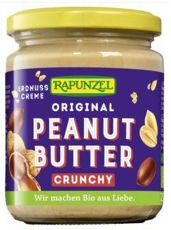 Rapunzel Peanutbutter Crunchy 6x250g