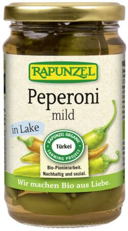 Rapunzel Peperoni mild in Lake, Projekt 6x270g