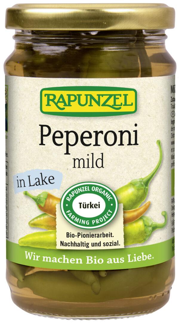 Rapunzel Peperoni mild in Lake, Projekt 270g