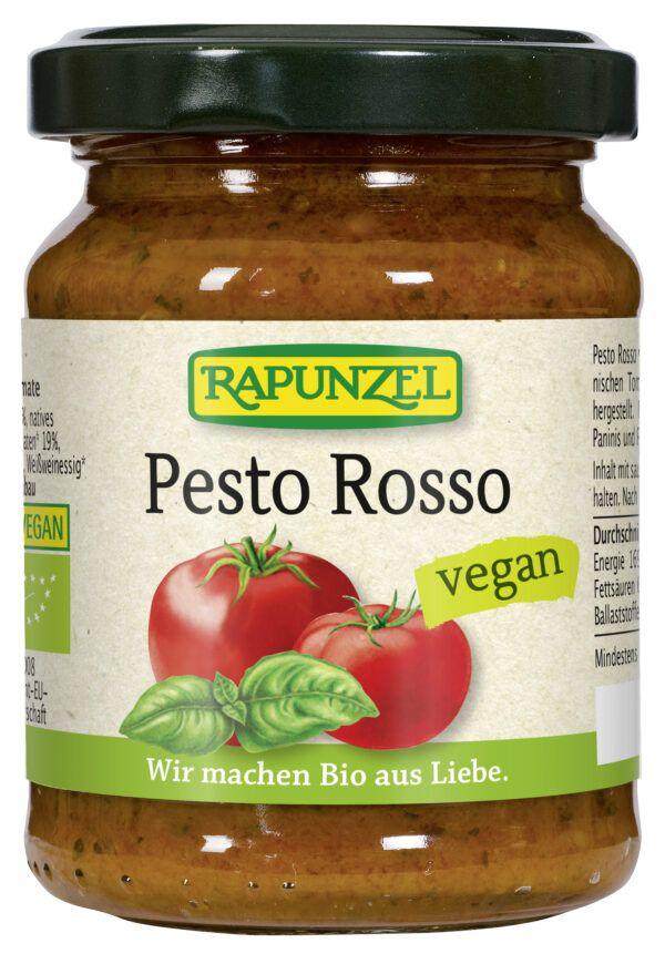 Rapunzel Pesto Rosso, vegan 130ml