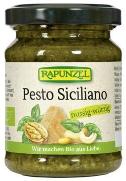 Rapunzel Pesto Siciliano 6x120g
