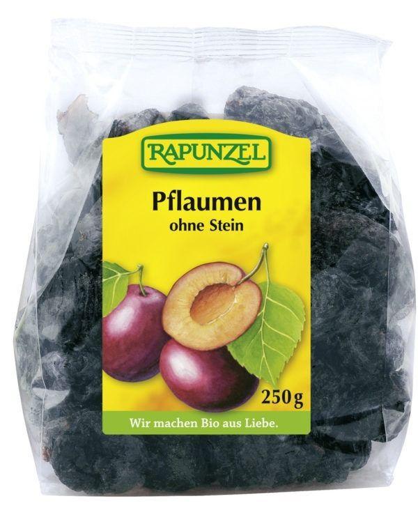 Rapunzel Pflaumen, entsteint 8x250g