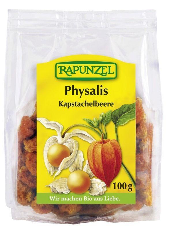 Rapunzel Physalis 8x100g