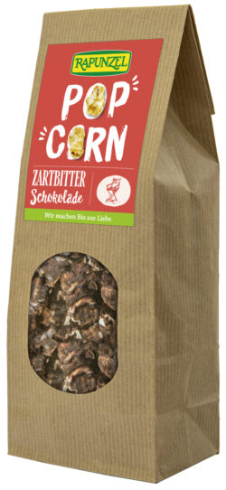 Rapunzel Popcorn mit Zartbitterschokolade 100g