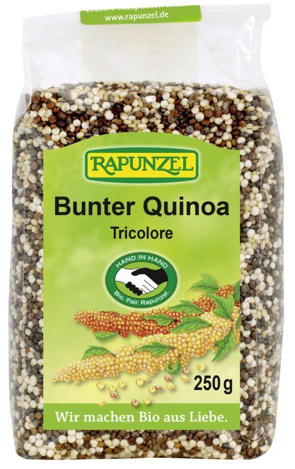 Rapunzel Quinoa bunt HIH 8x250g