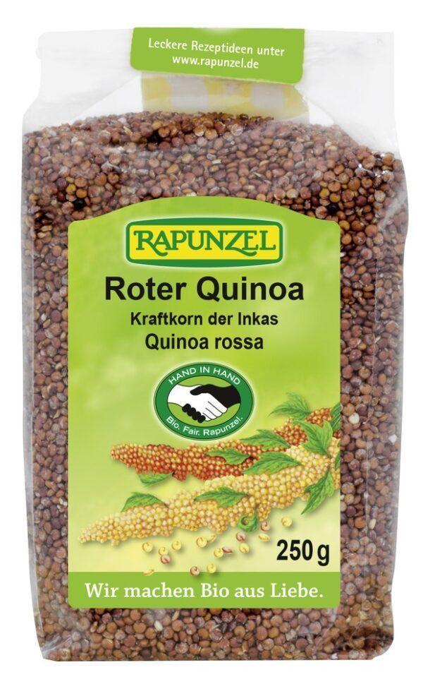 Rapunzel Quinoa rot HIH 8x250g