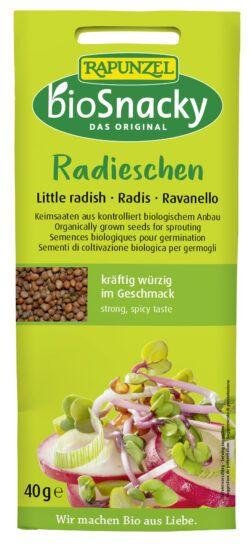 Rapunzel Radieschen bioSnacky 40g