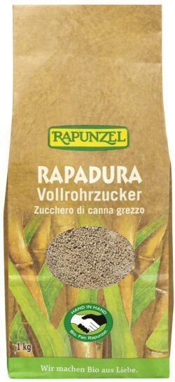 Rapunzel Rapadura Vollrohrzucker HIH 6x1kg