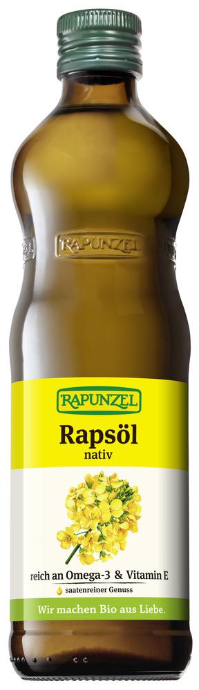 Rapunzel Rapsöl nativ 6x0,5l