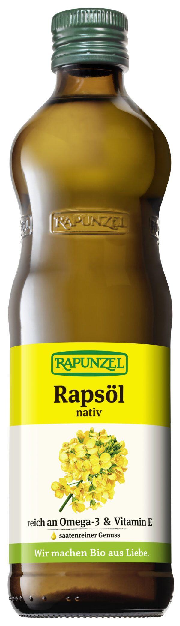 Rapunzel Rapsöl nativ 0,5l