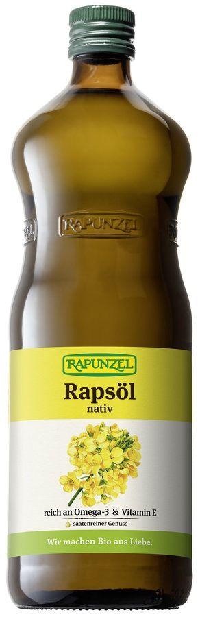 Rapunzel Rapsöl nativ 6x1l