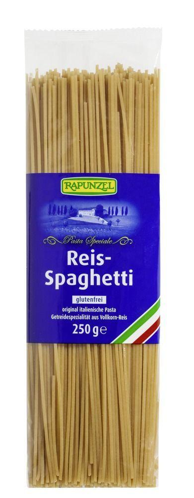 Rapunzel Reis-Spaghetti 12x250g