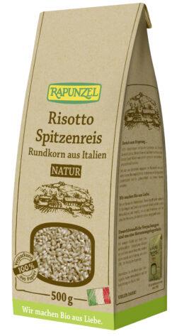 Rapunzel Risotto Rundkorn Spitzenreis 'Ribe' natur / Vollkorn 6x500g