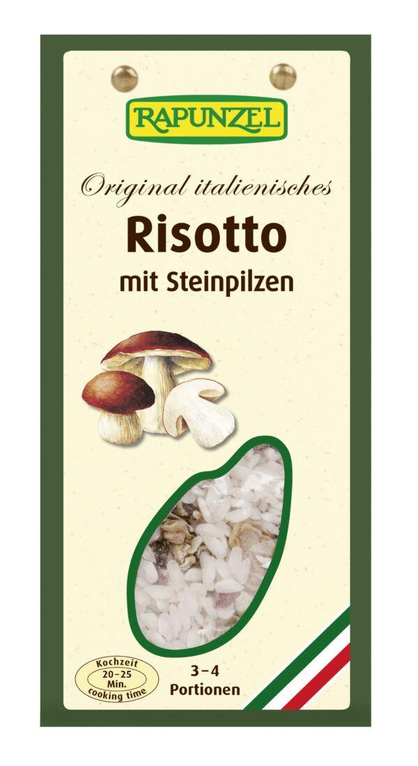 Rapunzel Risotto mit Steinpilzen 250g