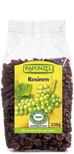 Rapunzel Rosinen, Projekt 8x250g