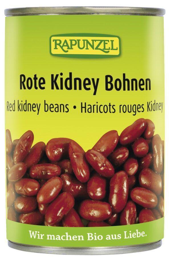 Rapunzel Rote Kidney Bohnen in der Dose 6x400g
