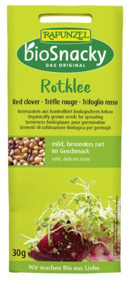 Rapunzel Rotklee bioSnacky 12x30g