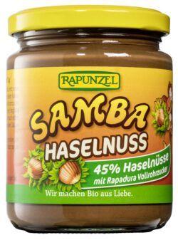 Rapunzel Samba Haselnuss 6x250g