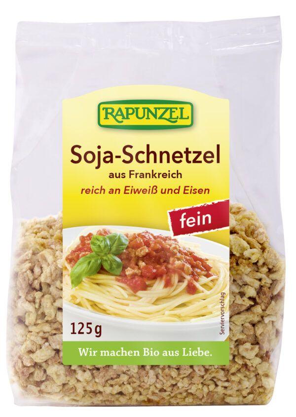 Rapunzel Soja-Schnetzel fein 125g