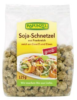 Rapunzel Soja-Schnetzel grob 6x125g