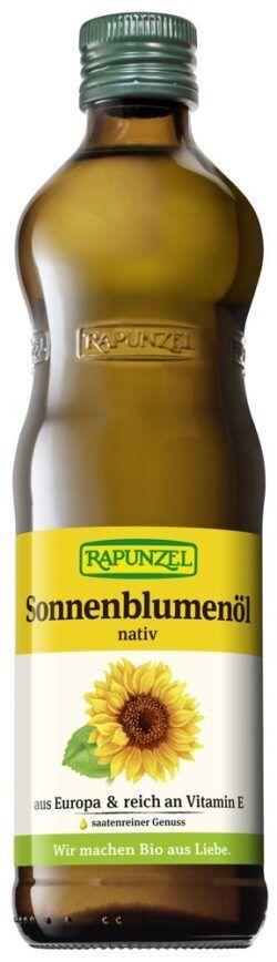 Rapunzel Sonnenblumenöl nativ 6x0,5l