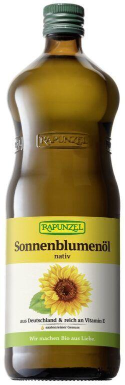 Rapunzel Sonnenblumenöl nativ 6x1l