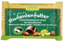 Rapunzel Studentenfutter Schokolade HIH 12x100g