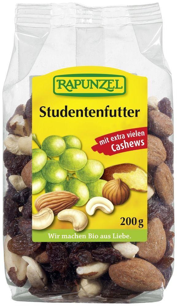 Rapunzel Studentenfutter 8x200g