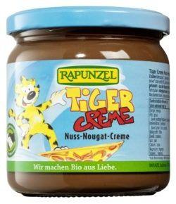 Rapunzel Tiger Creme, Nuss-Nougat-Creme HIH 400g