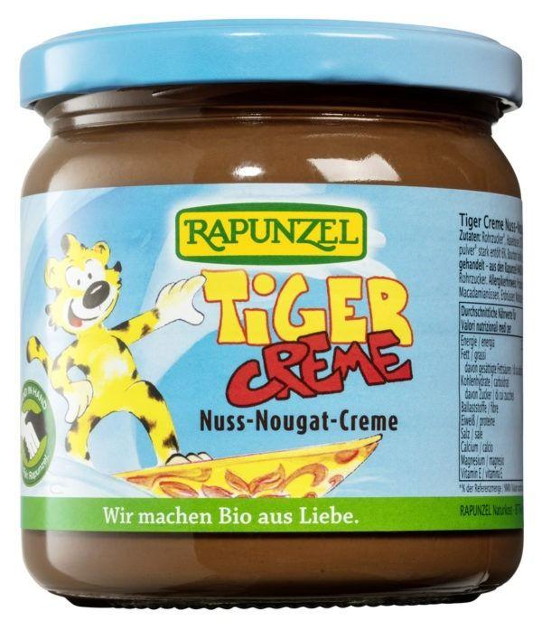 Rapunzel Tiger Creme, Nuss-Nougat-Creme HIH 6x400g