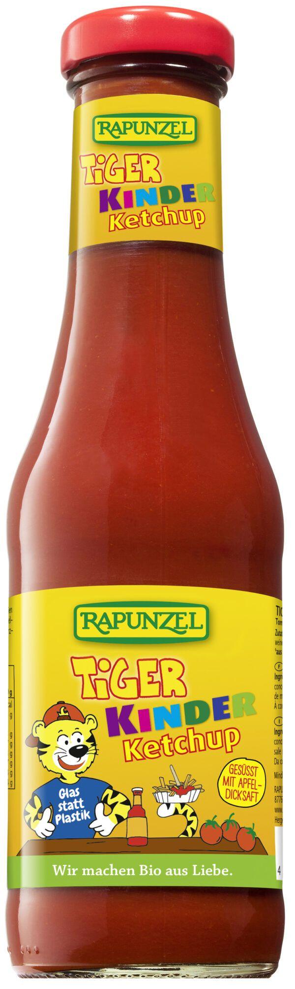 Rapunzel Tiger Kinder-Ketchup 6x450ml
