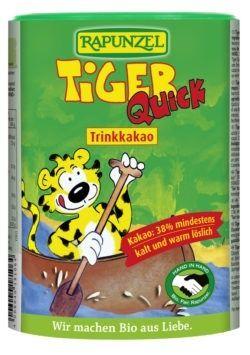Rapunzel Tiger Quick HIH Instant-Trinkkakao 6x400g