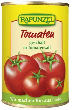 Rapunzel Tomaten geschält in der Dose 6x400g
