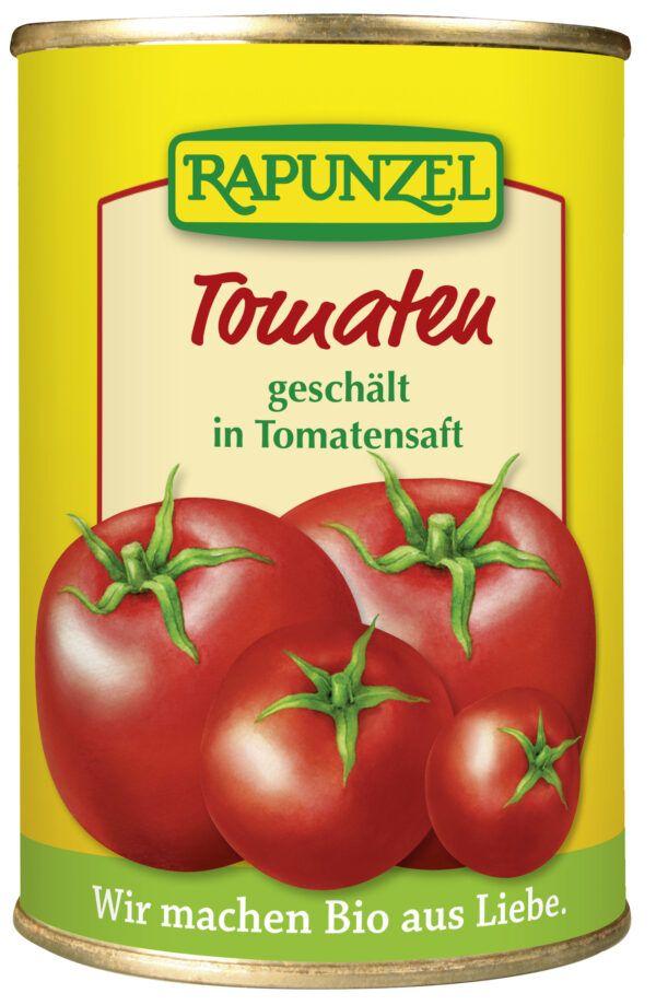 Rapunzel Tomaten geschält in der Dose 400g