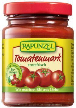 Rapunzel Tomatenmark, einfach konzentriert (22% Tr.M.) 100g