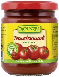 Rapunzel Tomatenmark, einfach konzentriert (22% Tr.M.) 200g
