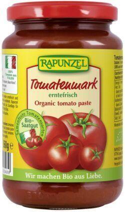 Rapunzel Tomatenmark, einfach konzentriert (22% Tr.M.) 360g