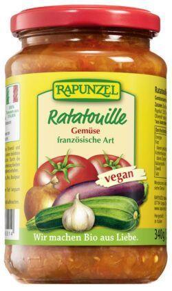 Rapunzel Tomatensauce Ratatouille 6x335ml