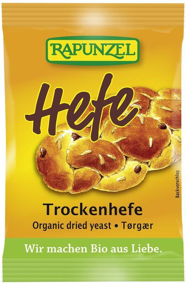Rapunzel Trockenhefe 40x9g