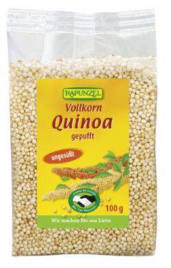 Rapunzel Vollkorn Quinoa gepufft HIH 6x100g