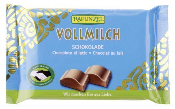 Rapunzel Vollmilch Schokolade HIH 12x100g