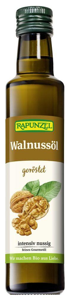 Rapunzel Walnussöl geröstet 6x250ml