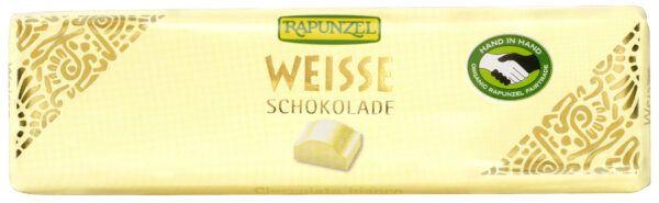 Rapunzel Weisse Schokolade Täfelchen HIH 50x20g