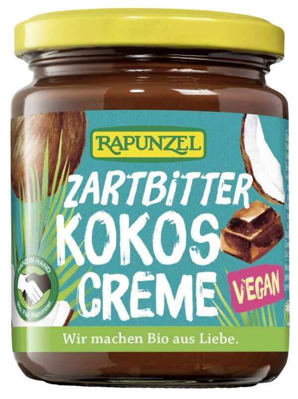 Rapunzel Zartbitter-Kokos-Creme HIH 6x250g