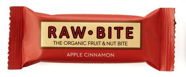 Raw Bite Fruchtriegel Apple Cinnamon glutenfrei 50g