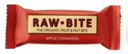 Raw Bite Fruchtriegel Apple Cinnamon glutenfrei 12x50g
