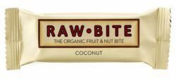 Raw Bite Fruchtriegel Coconut glutenfrei 12x50g