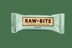 Raw Bite Fruchtriegel Peanut glutenfrei 12x50g