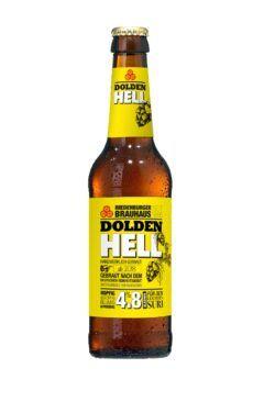 Riedenburger Brauhaus Dolden Hell - hopfengestopftes Helles 0,33l