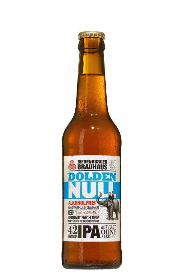 Riedenburger Brauhaus Dolden Null alkoholfrei 0,33l